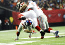 Falcons Hammer Giants