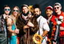 "Joe Hertler & The Rainbow Seekers Shares Cinematic & Otherworldly Video For ""Passing Through"" From Recent Record Paper Castle"