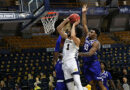 Men's Basketball Gets to 7-0 in Thrilling Fashion