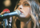 """Paris Jackson Makes Late-Night Television Debut Performing """"Let Down"""" On Jimmy Kimmel Live!  Critically Acclaimed Debut Album Wilted Out Now"""