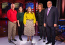 Tim Atwood Honors The Family Of Fallen Hero Captain William Grimm During Special Presentation On TBN's Huckabee