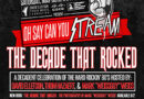 """Megadeth's David Ellefson And The David Ellefson Youth Music Foundation Hosts """"The Decade That Rocked,"""" The Latest In The """"Oh Say Can You Stream"""" Livestream Series, With Legendary Photographer Mark """"Weissguy"""" Weiss"""