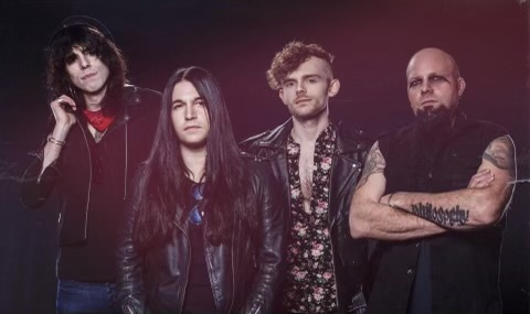"""After Receiving Praise from Brian May for their cover of """"Flash/The Hero"""", The Lonely Ones Sign to Imagen Records;"""