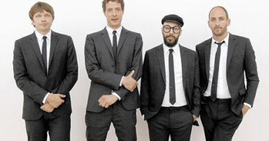 OK Go Releases New EP 'This Will Be Our Year'