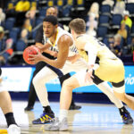 Men's Basketball Turns Cold in Second Half Loss
