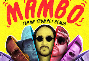 "Timmy Trumpet Transforms Steve Aoki's ""Mambo"" into a Festive Dance Smash"