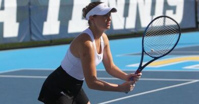 Mocs Women's Tennis Hit the Road for a Pair of Matches This Weekend