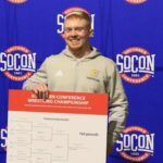Nicholson Named SoCon Student-Athlete of the Week