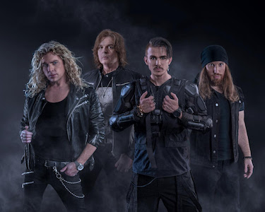 Crowne Releases Debut Single, 'Mad World;' Swedish Supergroup's Debut Album Due This Summer