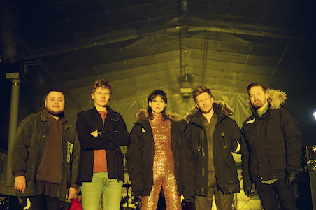 "Of Monsters And Men Release New Track ""Destroyer"""