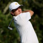 Men's Golf Lurks in Third after 36 Holes in West Virginia