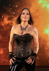 Anette Olzon Announces New Solo Album 'Strong' Coming September 10