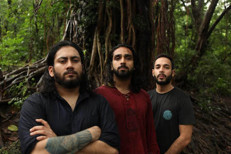 """Indian Metal Trio Midhaven Celebrates Summer Solstice with """"Primal Song"""""""