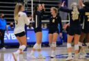 Chattanooga Indoor Volleyball Splits Day One of Georgia State Invitational
