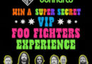 Foo Fighters & Bonnaroo Team Up with Propeller for VIP Experience Giveaway Supporting Bonnaroo Works Fund