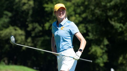 Chattanooga Women's Golf Grinds Through First 18 at Vandy