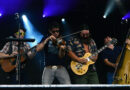Old Crow Medicine Show At Moon River Festival