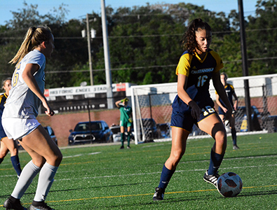 Mocs Soccer Opens SoCon Play with Draw Against UNCG