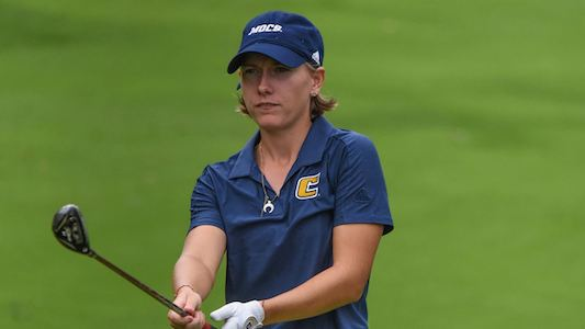 Chattanooga Women's Golf Moves Forward Over 2nd 18