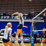 Neill Ties Program Record in Chattanooga Mocs Volleyball's Loss at Wofford