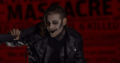 """Thomas Crane Releases Official Music Video for New Single, """"Monsters Walk Among Us"""""""